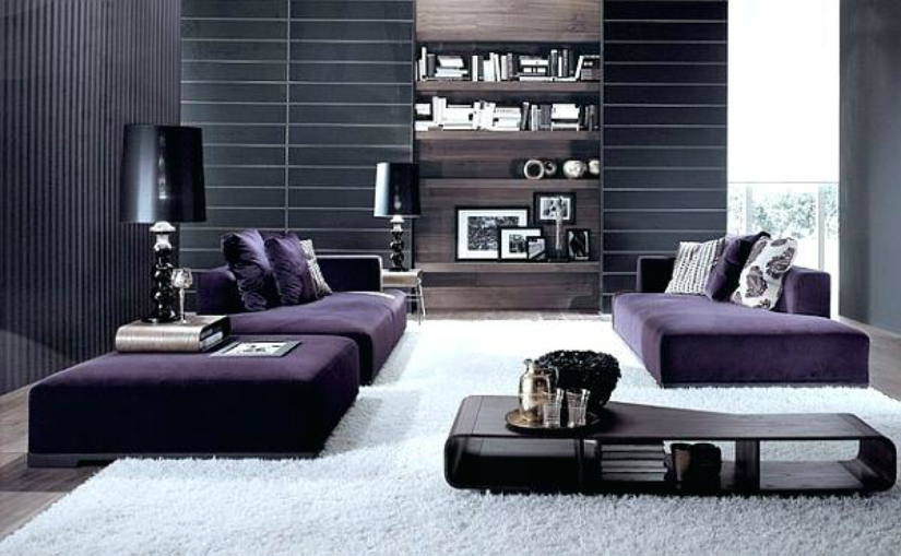 Home decor ideas Home Decor Ideas Home Decor Ideas with Pantone Color of the Year ultraviolet