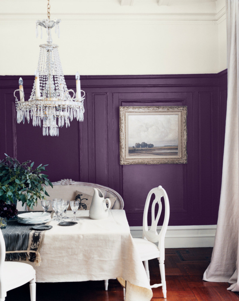 Home decor idea Home Decor Ideas Home Decor Ideas with Pantone Color of the Year ultraviolet