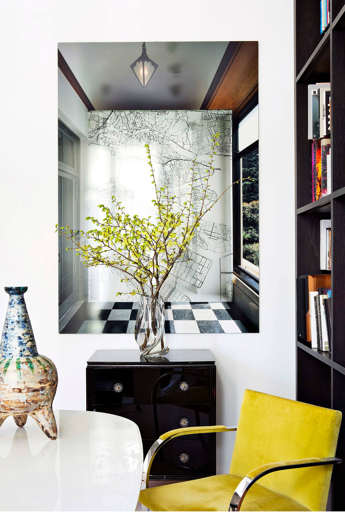 Be Inspired By This Eclectic Design by Jaime Beriestain Studio