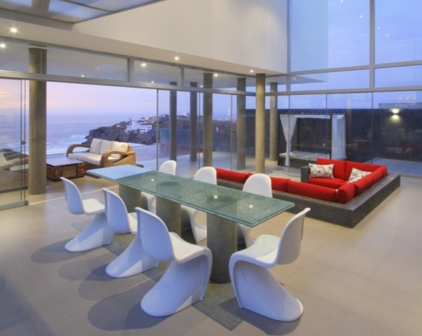 Be Inspired By This Modern Beach House Interior! modern beach house Be Inspired By This Modern Beach House Interior Seaside Residence On The Beach7
