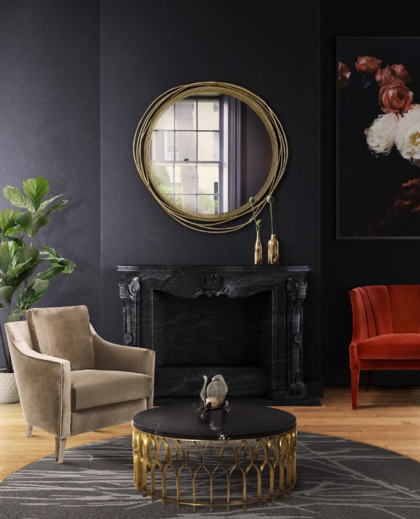 Remarkable Wall Mirrors That Add Interest wall mirrors Remarkable Wall Mirrors That Add Interest Remarkable Wall Mirrors That Add Interest 1