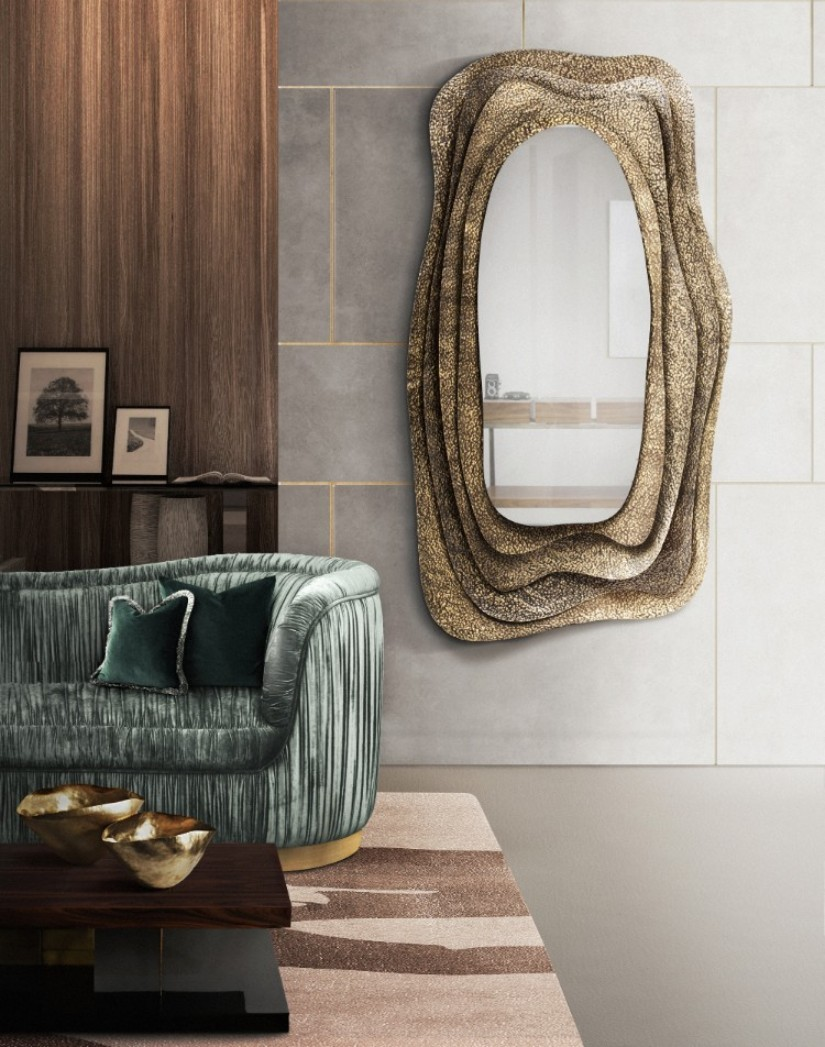 Remarkable Wall Mirrors That Add Interest wall mirrors Remarkable Wall Mirrors That Add Interest Remarkable Wall Mirrors That Add Interest 3