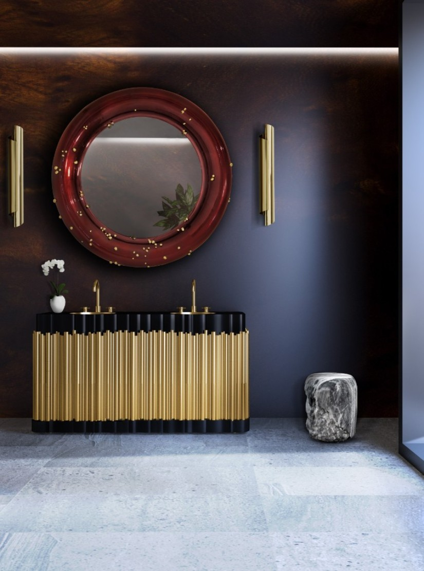 Remarkable Wall Mirrors That Add Interest wall mirrors Remarkable Wall Mirrors That Add Interest Remarkable Wall Mirrors That Add Interest 4