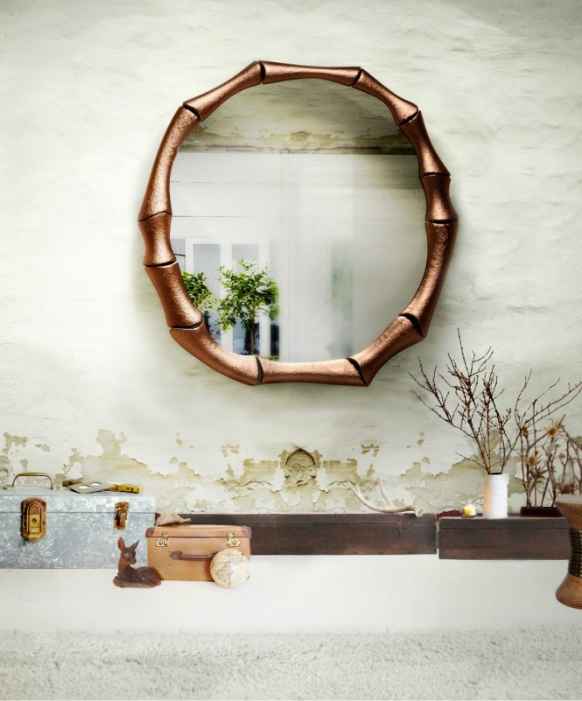 Remarkable Wall Mirrors That Add Interest wall mirrors Remarkable Wall Mirrors That Add Interest Remarkable Wall Mirrors That Add Interest 5