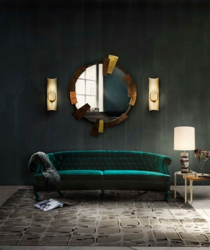 Remarkable Wall Mirrors That Add Interest wall mirrors Remarkable Wall Mirrors That Add Interest Remarkable Wall Mirrors That Add Interest 7