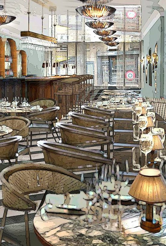 redchurch townhouse Redchurch Townhouse boutique hotel and Restaurant on the spotlight cecconis shoreditch 01 gq 12sep18 b 552x820