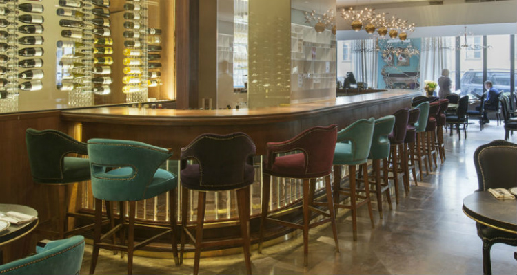 accent chairs Accent Chairs You Will Want to Have Next Year cococo restaurant by home collection st petersburg 5