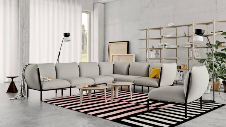 Dezeen Awards dezeen awards The best of design and architecture: The Dezeen Awards 2018 winners Kumo Modular Sofa by Anderssen Voll for Hem