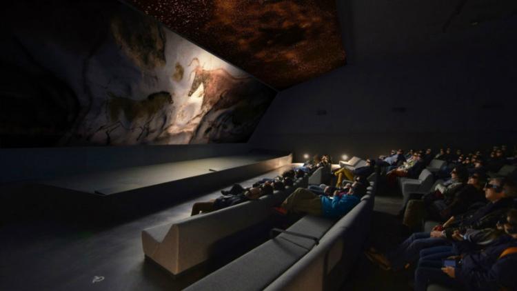 Dezeen Awards dezeen awards The best of design and architecture: The Dezeen Awards 2018 winners Lascaux International Centre for Cave Art by Casson Mann