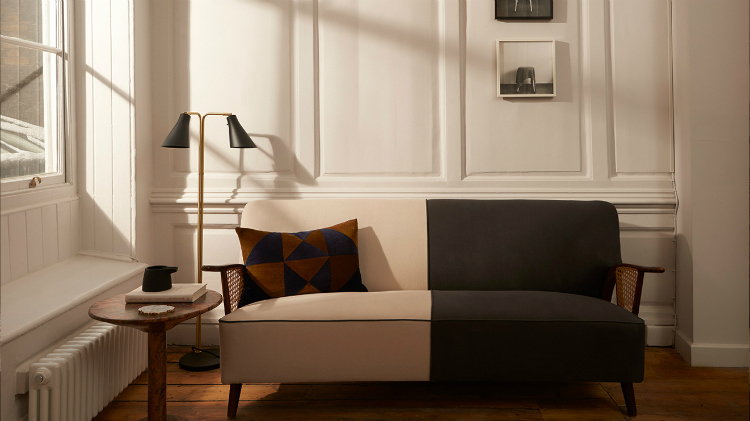 Design by No.12 Studio contemporary design Contemporary Design by No.12 Studio PROJECT WOOLF Allbright Sofa