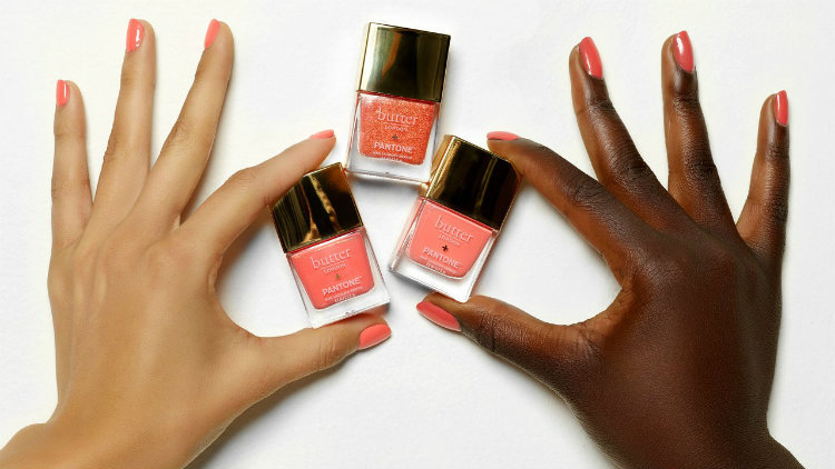 Color of 2019: Living Coral pantone color of 2019 The New Pantone Color of 2019: Living Coral Butter London and Pantone 2019 1