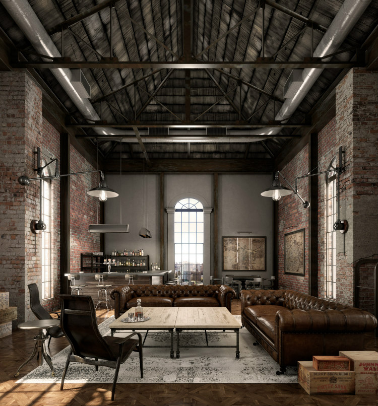 us industrial lofts Get Inspired for 2019 with These Staggering US Industrial Lofts Get Inspired for 2019 with These Staggering US