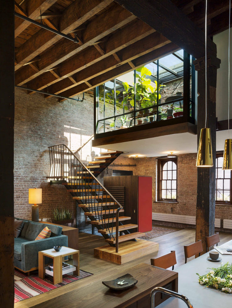 US Industrial Lofts  us industrial lofts Get Inspired for 2019 with These Staggering US Industrial Lofts Get Inspired for 2019 with These Staggering US
