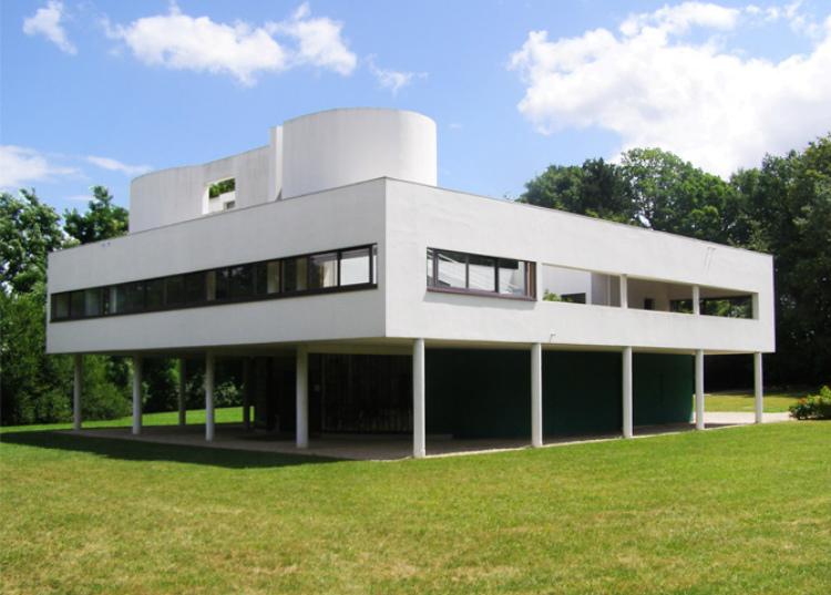 mid-century modern 10 Mid-Century Modern Homes by World Acclaimed Designers Villa Savoye