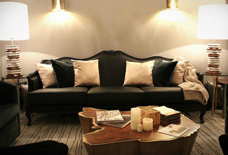 leather sofas leather sofas Embrace the New Year with These Stunning Black Leather Sofas ottawa brabbu