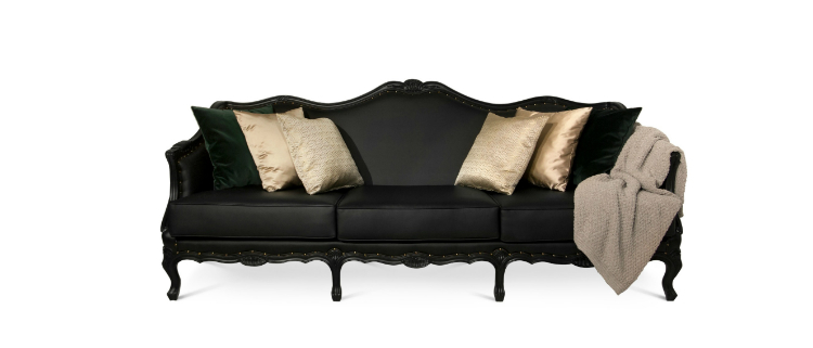 leather sofas Embrace the New Year with These Stunning Black Leather Sofas ottawa sofa 1 HR