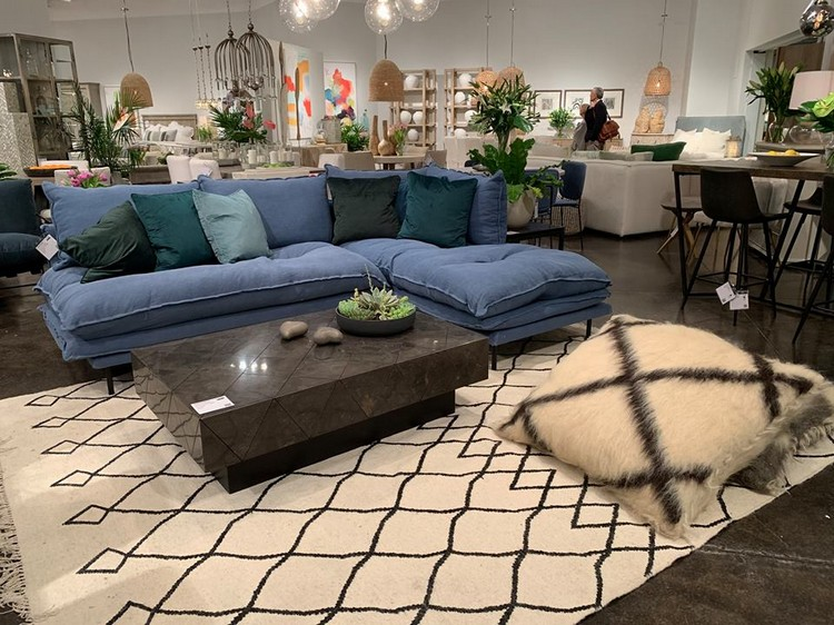 Las Vegas Winter Market 2019 Las Vegas Winter Market 2019: Inspirations From the West Coast Dovetail Furniture 2