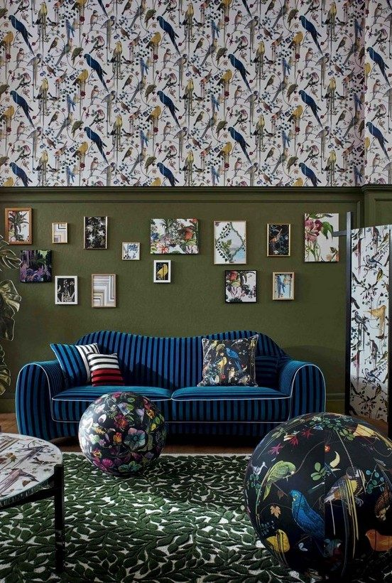 paris deco off 2019 Inspirations at Paris Deco Off 2019:The best of Fabrics and Wallpapers Inspiration and Ideas 2 552x820