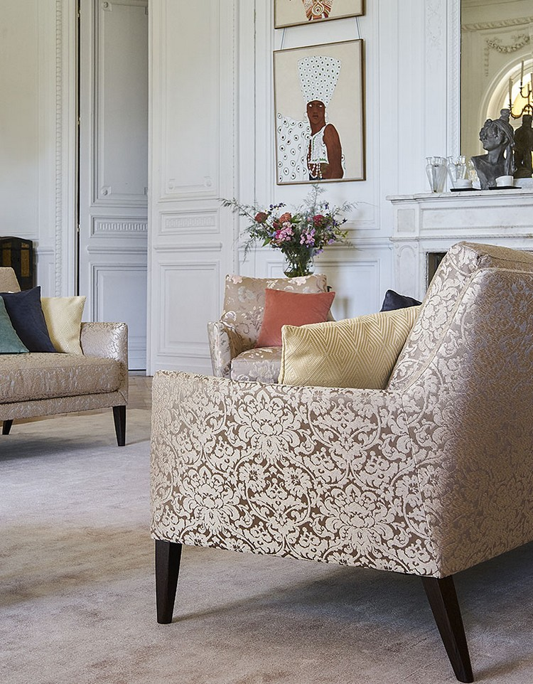 Paris Deco Off 2019 paris deco off 2019 Inspirations at Paris Deco Off 2019:The best of Fabrics and Wallpapers Inspirations at Paris Deco Off The best of Fabrics and Wallpapers 2 6