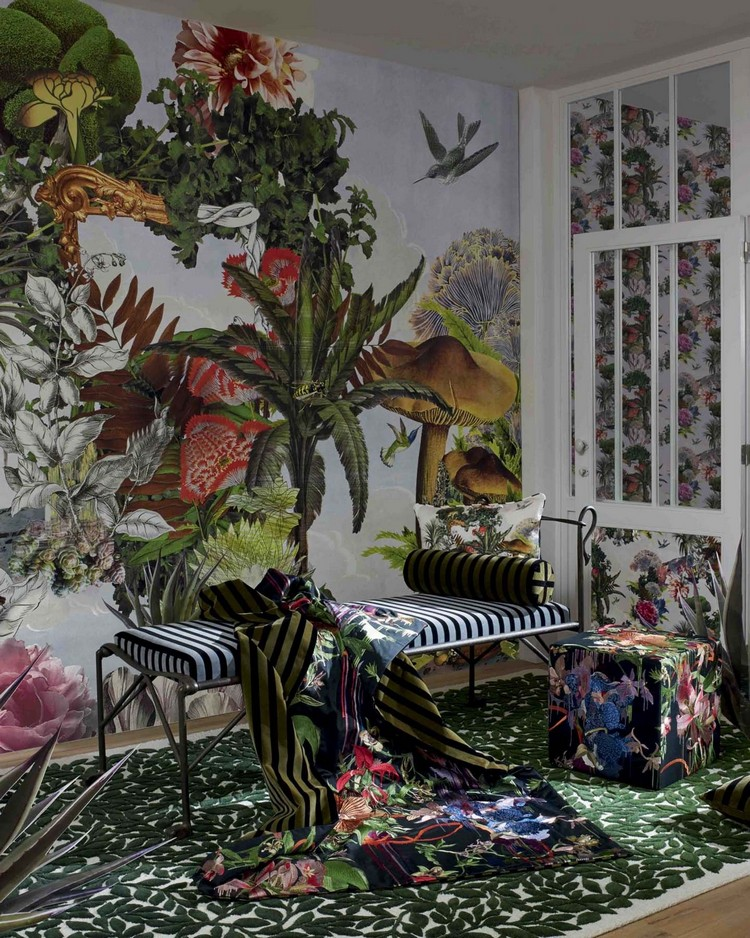 paris deco off 2019 Inspirations at Paris Deco Off 2019:The best of Fabrics and Wallpapers Inspirations at Paris Deco Off The best of Fabrics and Wallpapers 2