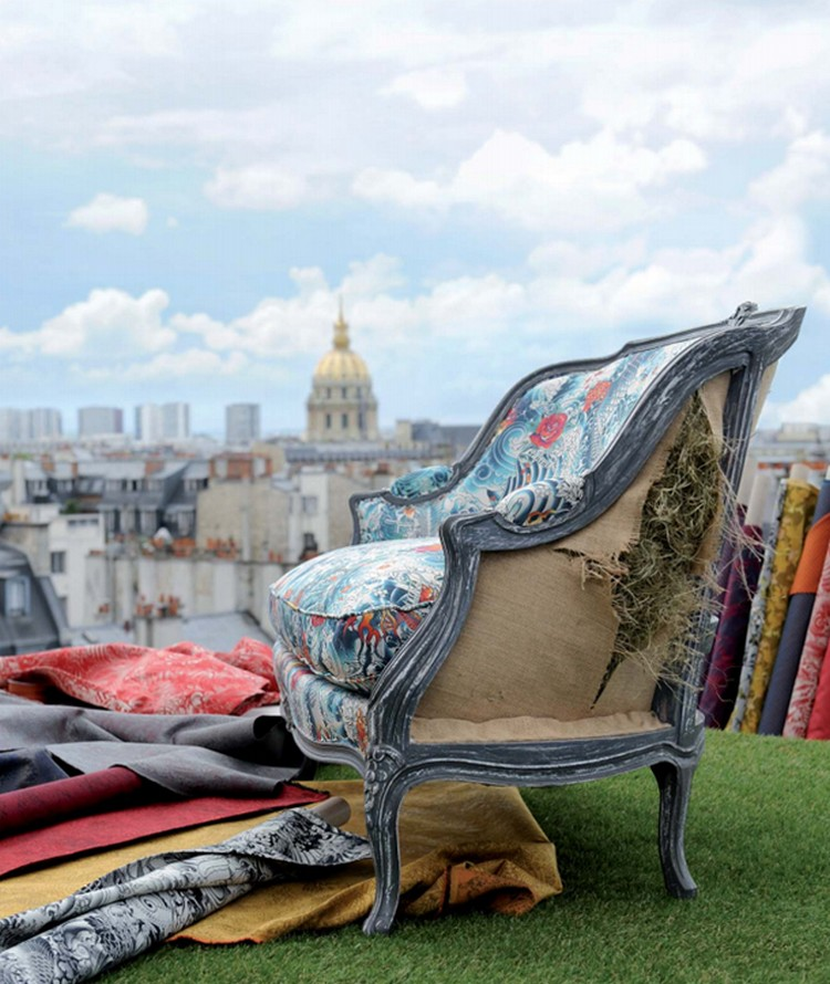 paris deco off 2019 Inspirations at Paris Deco Off 2019:The best of Fabrics and Wallpapers Inspirations at Paris Deco Off The best of Fabrics and Wallpapers 3 7