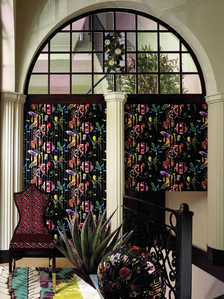 paris deco off 2019 Inspirations at Paris Deco Off 2019:The best of Fabrics and Wallpapers Inspirations at Paris Deco Off The best of Fabrics and Wallpapers 3