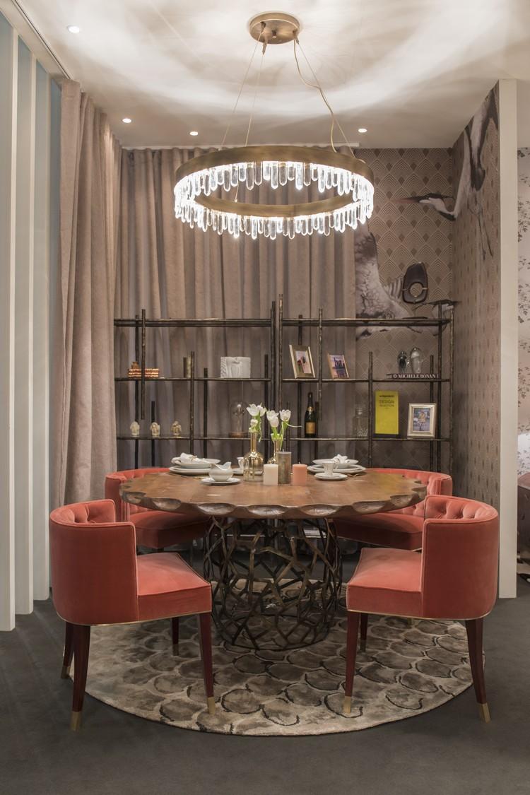 2019 Interior Design Trends 2019 Interior Design Trends: Rounded Shapes 2019 Interior Design Trends Round Shapes