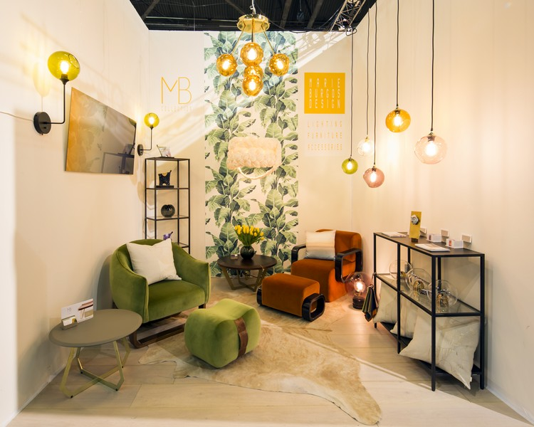 AD Show 2019 AD Show 2019: More About the New York Trade Show Marie Burgos Design