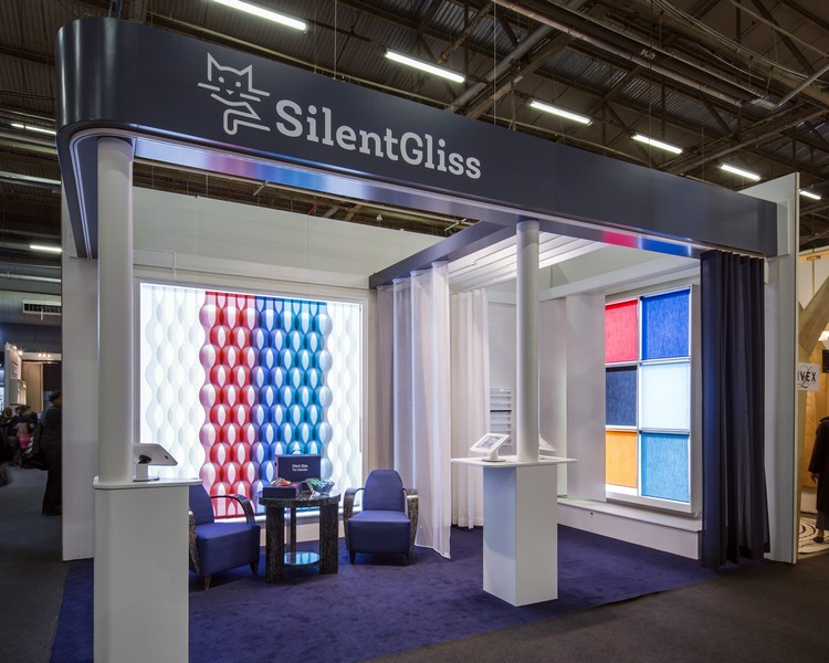 AD Show 2019 AD Show 2019 AD Show 2019: More About the New York Trade Show Silent Gliss