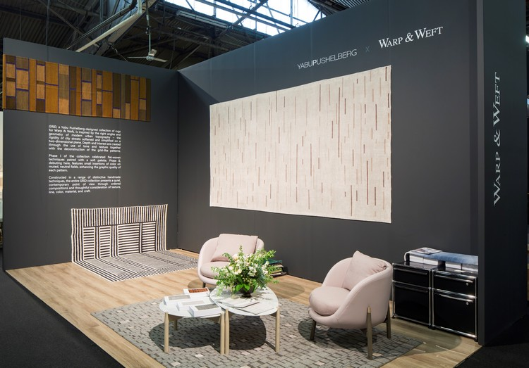 AD Show 2019 AD Show 2019 AD Show 2019: More About the New York Trade Show Warp Weft 2