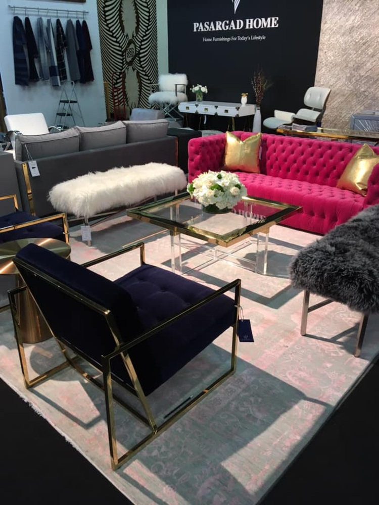 ad show 2019 AD Show 2019 Highlights: How the American Trade Show Glowed Pasargad Home