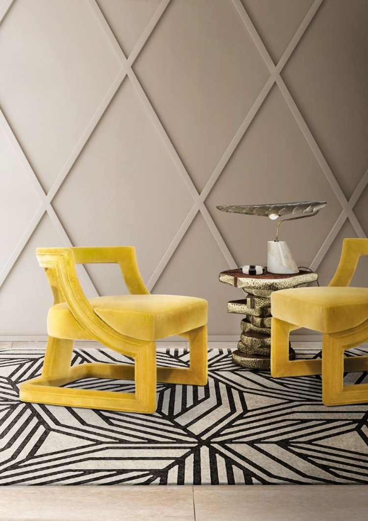 2019 Interior Design Trends 2019 interior design trends 2019 Interior Design Trends: The Inspiring Yellow Mellow Yellow Mellow 4
