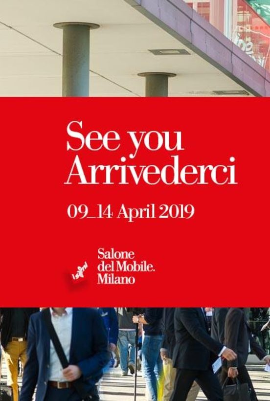 salone del mobile Salone del Mobile 2019: Activities and Inspirations salone 2019 552x820