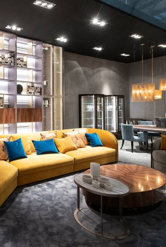 isaloni 2019 iSaloni 2019: More Inspirations From the Italian Trade Show Elledue Arredamenti 1