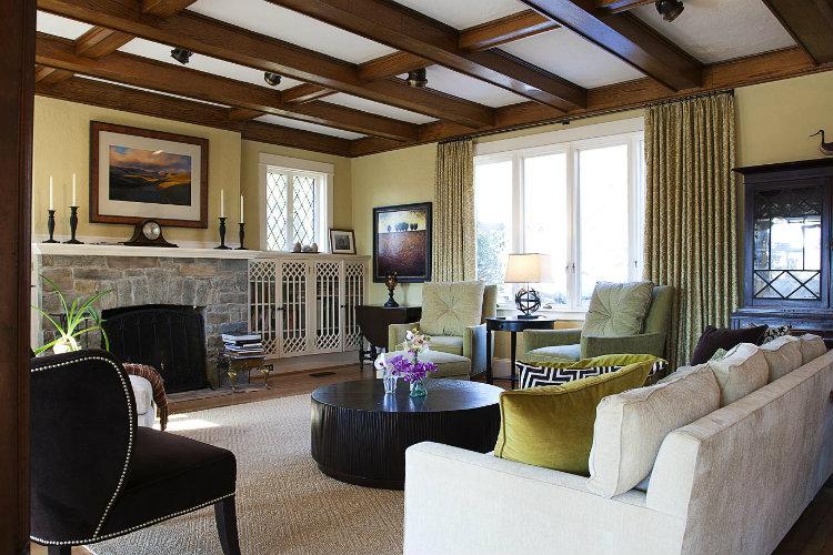 Cabin John Waterlily Interiors waterlily interiors Waterlily Interiors – Luxuriously Simple and Beautiful Spaces Cabin John Waterlily Interiors