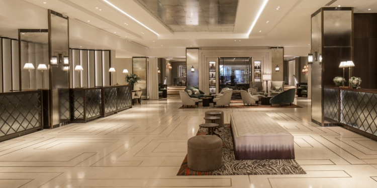hba HBA: The Knowledge, Influence and Innovation of Interior Design Grosvenor House 2