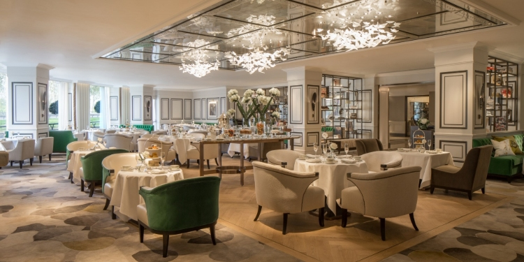 hba HBA: The Knowledge, Influence and Innovation of Interior Design Grosvenor House 3