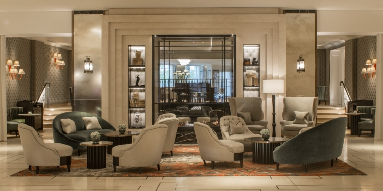 hba HBA: The Knowledge, Influence and Innovation of Interior Design Grosvenor House