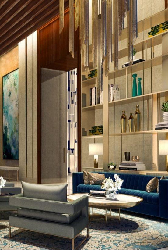 hba HBA: The Knowledge, Influence and Innovation of Interior Design HBA London Portfolio 552x820