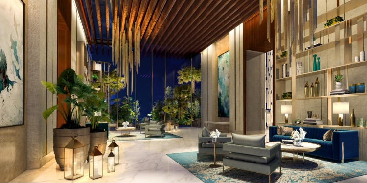 hba HBA: The Knowledge, Influence and Innovation of Interior Design Piramal Aranya Pavillion     Mumbai India 3