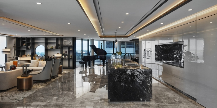 hba HBA: The Knowledge, Influence and Innovation of Interior Design Private Residence Melbourne 3