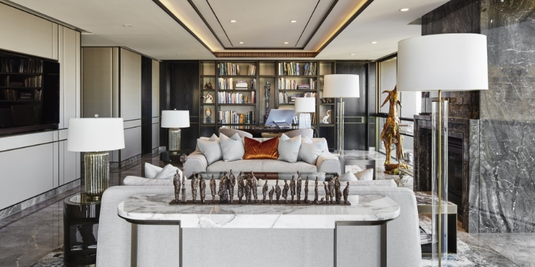 hba HBA: The Knowledge, Influence and Innovation of Interior Design Private Residence Melbourne