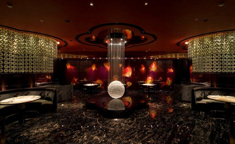 "Steve Leung Design - The Eight, Grand Lisboa Hotel, Macau steve leung design Steve Leung Design – ""Design Without Limits"" Steve Leung Design The Eight Grand Lisboa Hotel Macau"