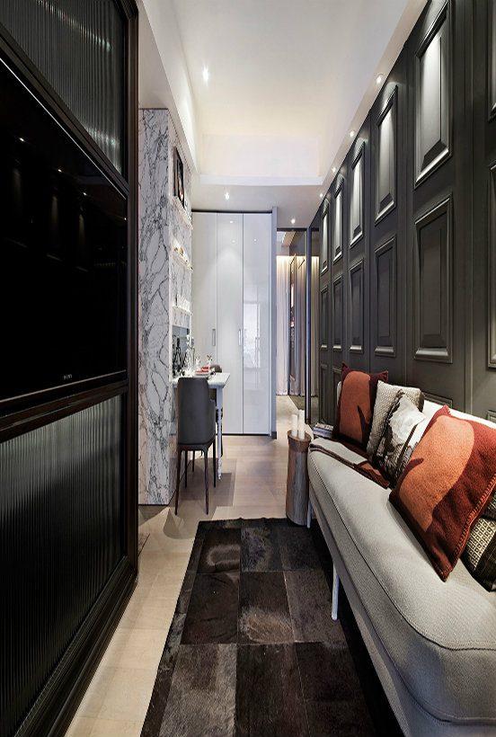 "Steve Leung Design - Yoo Residence II, Hong Kong steve leung design Steve Leung Design – ""Design Without Limits"" Steve Leung Design Yoo Residence II Hong Kong 552x820"