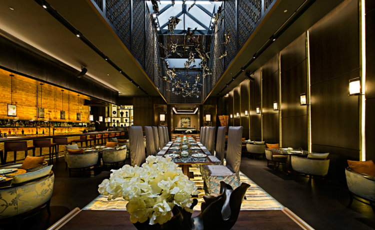"Steve Leung Design - Yuan, Atlantis The Palm, Dubai steve leung design Steve Leung Design – ""Design Without Limits"" Steve Leung Design Yuan Atlantis The Palm Dubai"