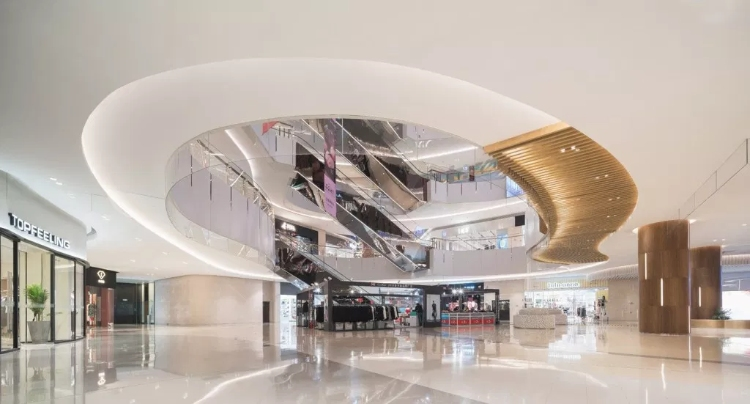 Benoy benoy Benoy: Tailor-Made Architecture and Design Tianjin Luneng CC Plaza Shopping Mall 1