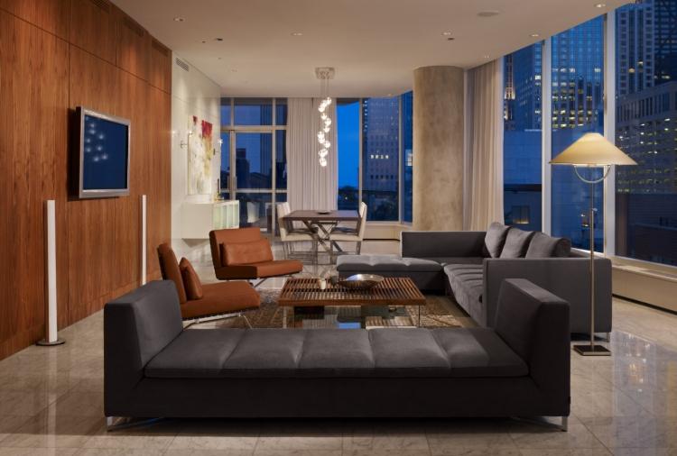centaur interiors Centaur Interiors – Turning Chicago Into a Staggering Landscape gold coast residence 3