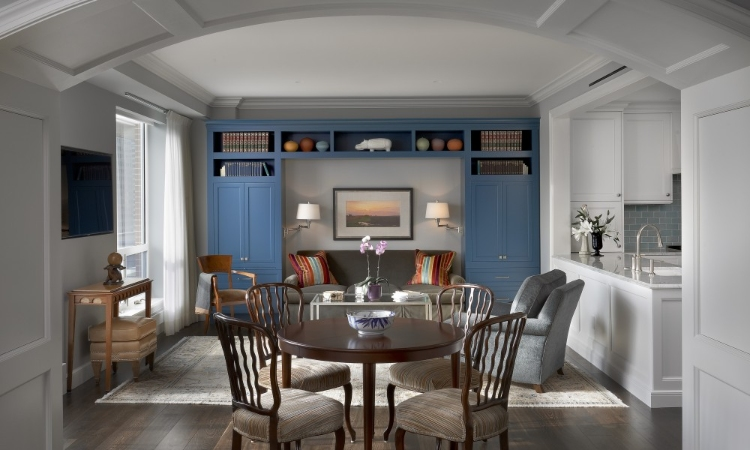 centaur interiors Centaur Interiors – Turning Chicago Into a Staggering Landscape streeterville condo 04 1000x600