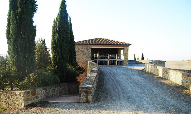 Atelier Territorio - Siro Pacenti Winery atelier territorio Atelier Territorio: Innovative and Sustainable Design Atelier Territorio Siro Pacenti Winery