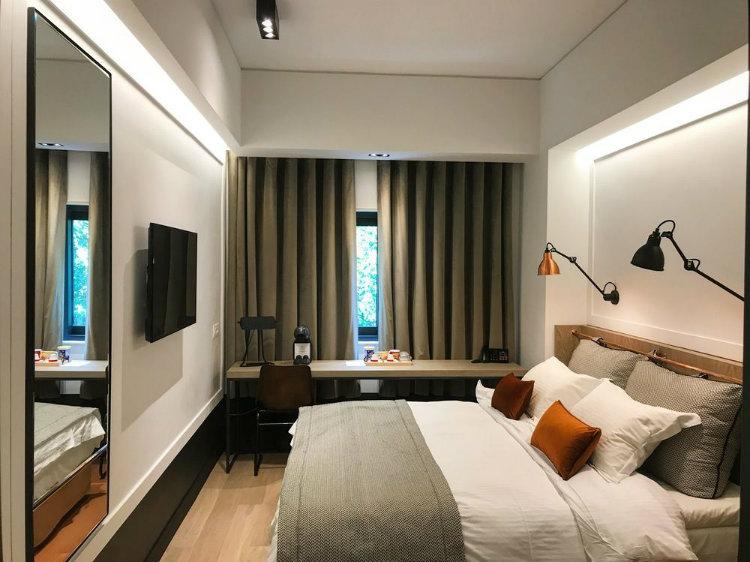 Box Interiors - Niki Hotel box interiors Box Interiors: Design Consulting and Showroom Box Interiors Niki Hotel